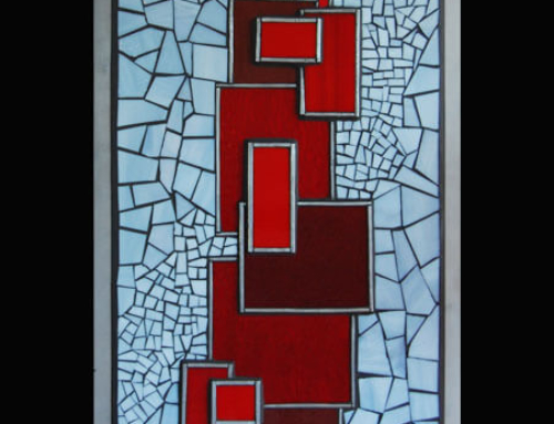 THERE'S SOMETHING SPECIAL ABOUT RED – 28in x 16in
